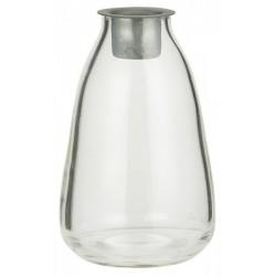Flasche Kerzenhalter klein...
