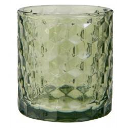 Kerzenhalter Teelicht Glas...