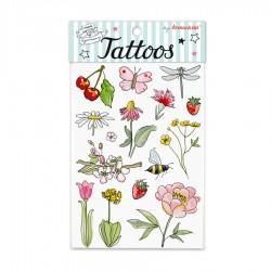 Tattoos Gartenliebelei