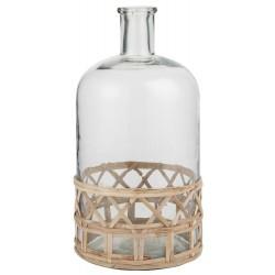 Ib Laursen Glasflasche mit...