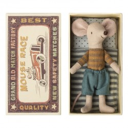 BIG BROTHER MAUS IN MATCHBOX 