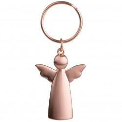 Schlüsselanhänger Engel kupfer